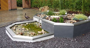 water feature design nottingham