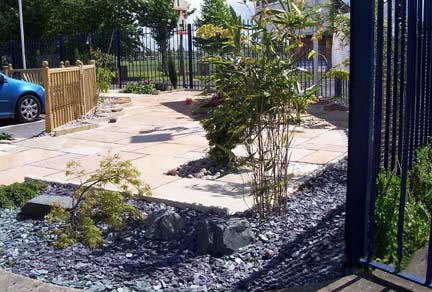 Commercial Landscaping Nottingham Derby Outdoor