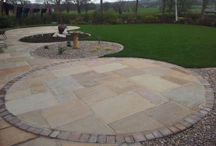 patio designer nottinghamshire