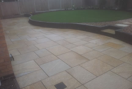 nottingham patio company