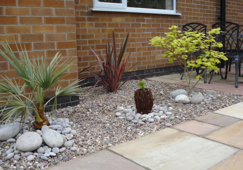 Garden planting derby mediterranean planting nottingham for Garden design nottingham
