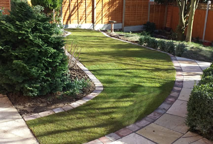 turfing contractor nottingham